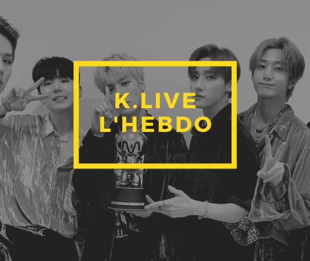 K.Live, l'Hebdo - 13 juillet 2020