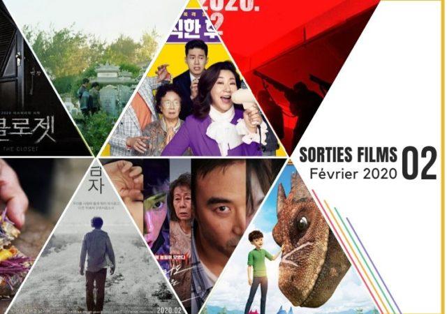 Sorties films Février 2020