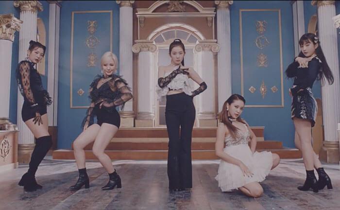 BTS Red Velvet