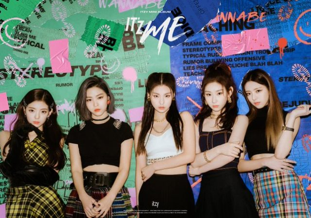 WANNABE COMEBACK TEASER PHOTO ITZY