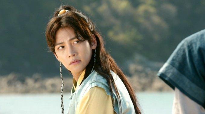 Ji Chang Wook Empress Ki