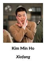 Swing Kids - Kim Min Ho