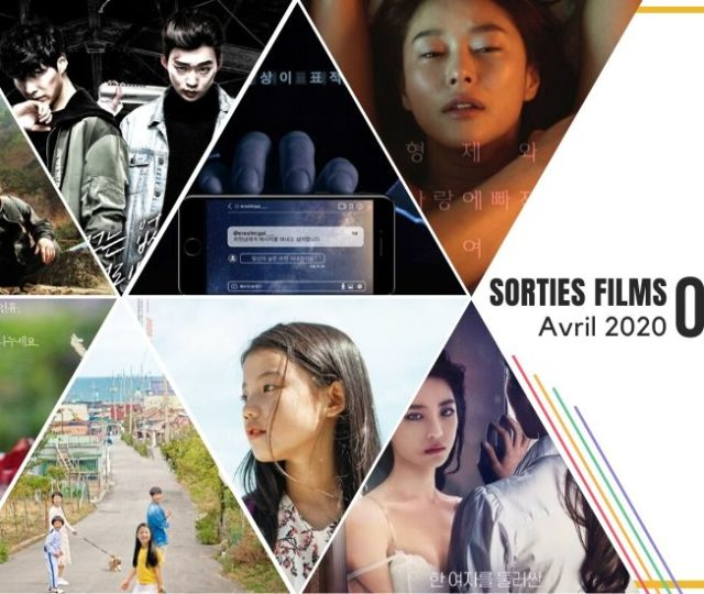 Sorties Films - Avril 2020