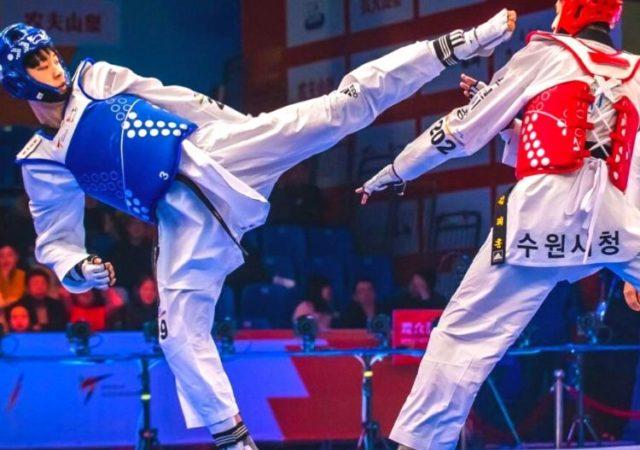 championnats du monde de taekwondo