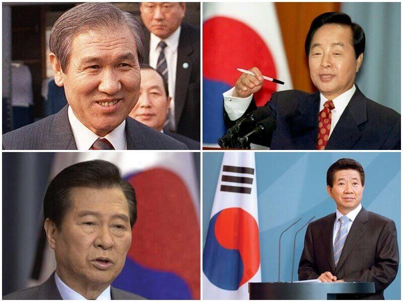 Président Corée du Sud