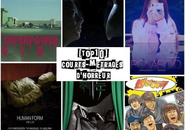 Top 10 courts-métrages d'horreur