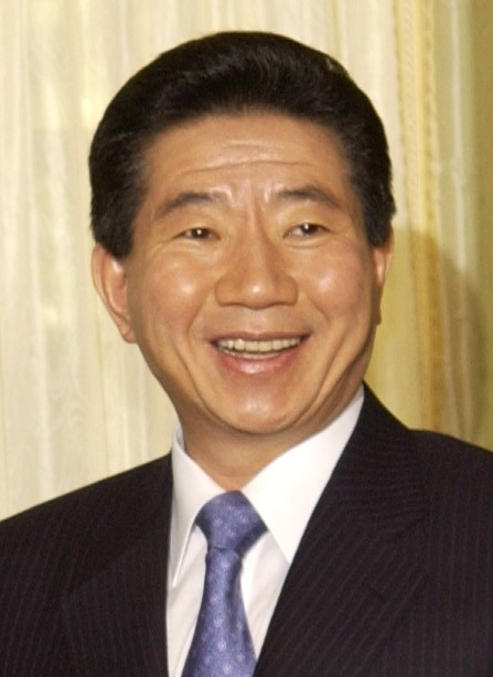 Président sud-coréen Roh Moo Hyun