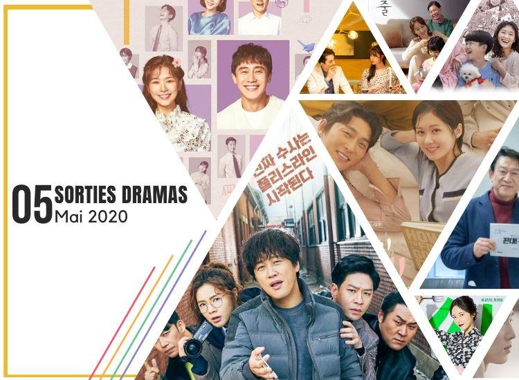 Sorties dramas de mai 2020