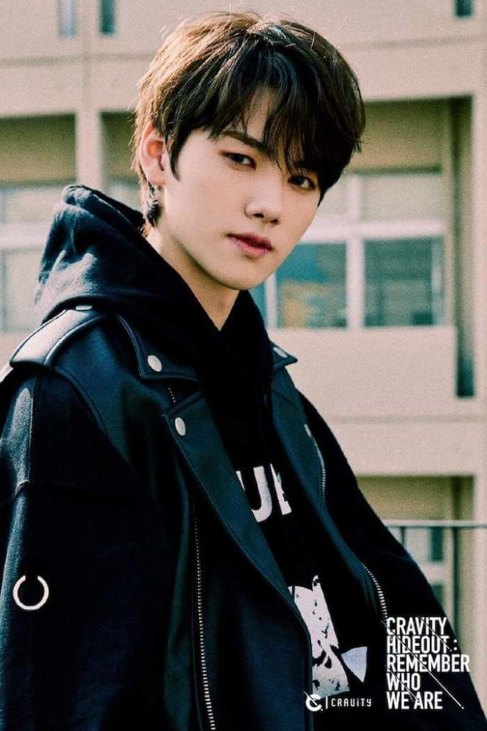 cravity minhee break all the rules