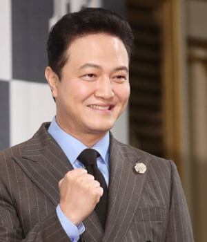 Acteurs secondaires - Jung Woong In