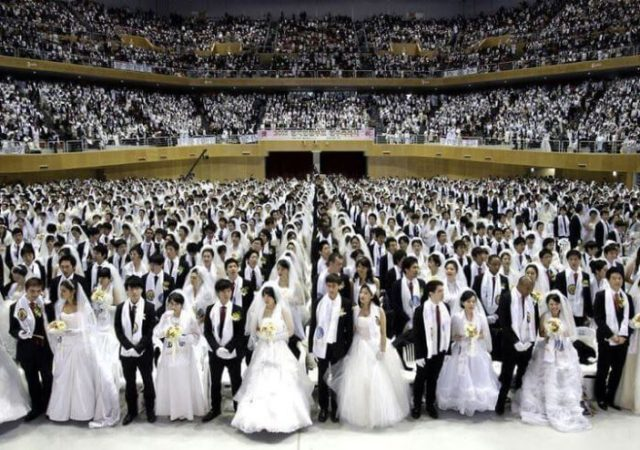 Mariage secte