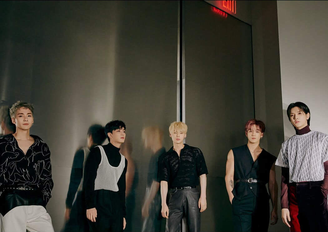 NUEST I'm in trouble