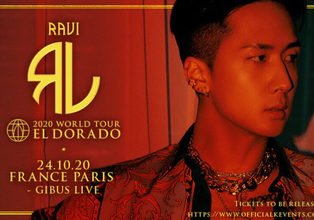 Ravi El Dorado concert Paris France