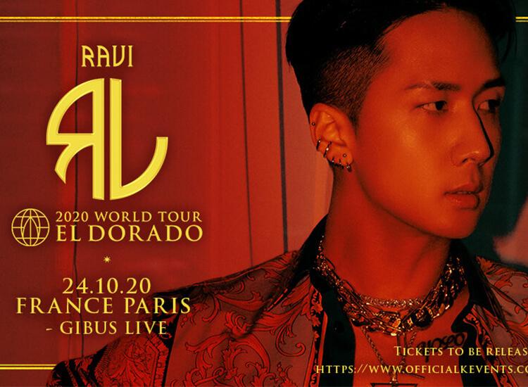 Ravi El Dorado concert Paris France