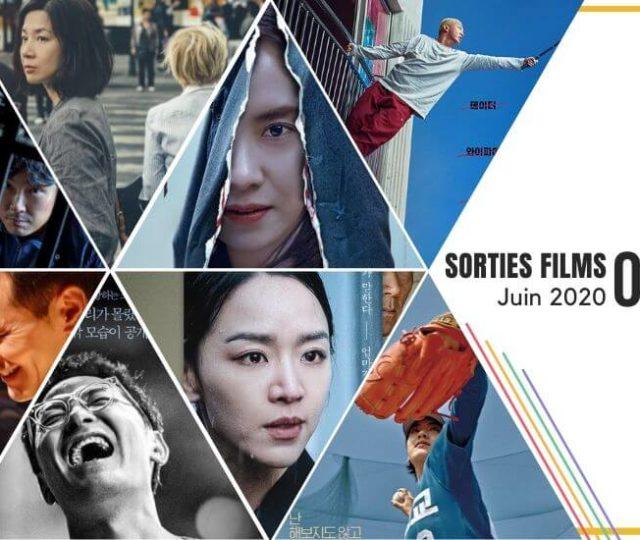 Sorties films Juin 2020