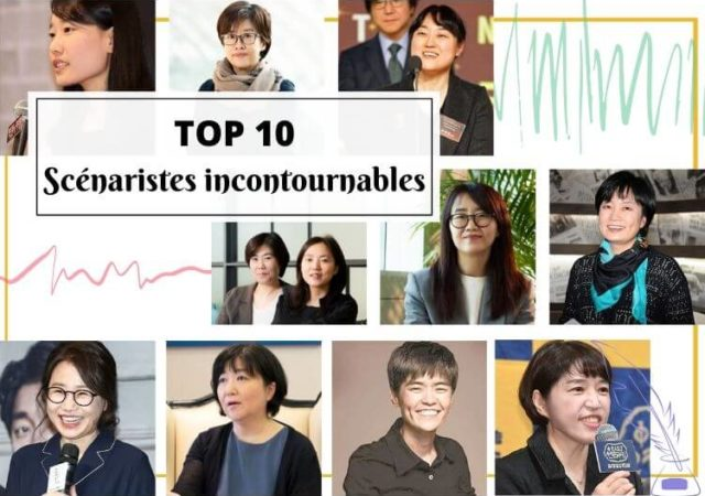 Top 10 Scenaristes incontournables