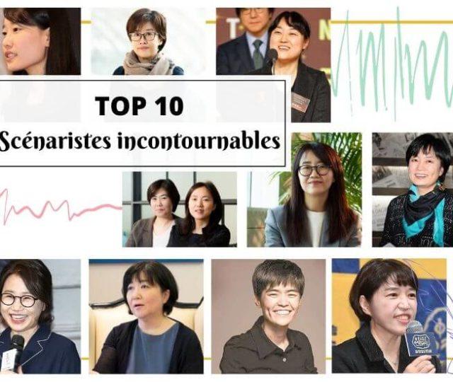 Top 10 Scenaristes incontournables