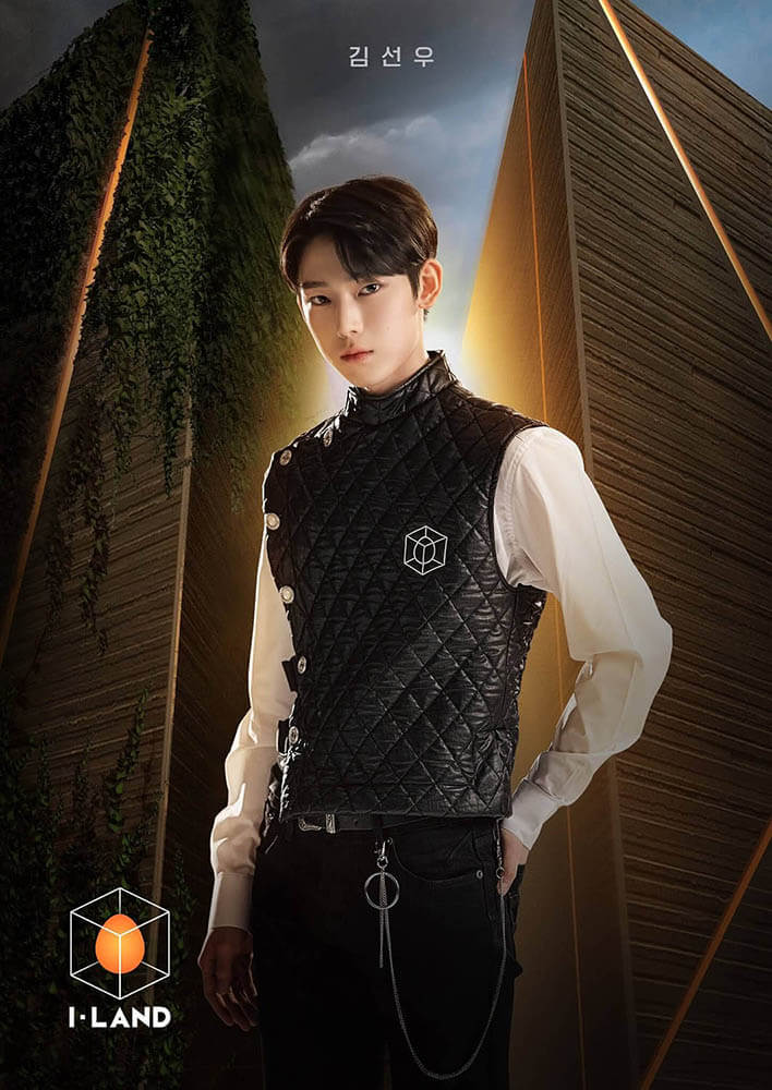 I-LAND Kim Sunwoo