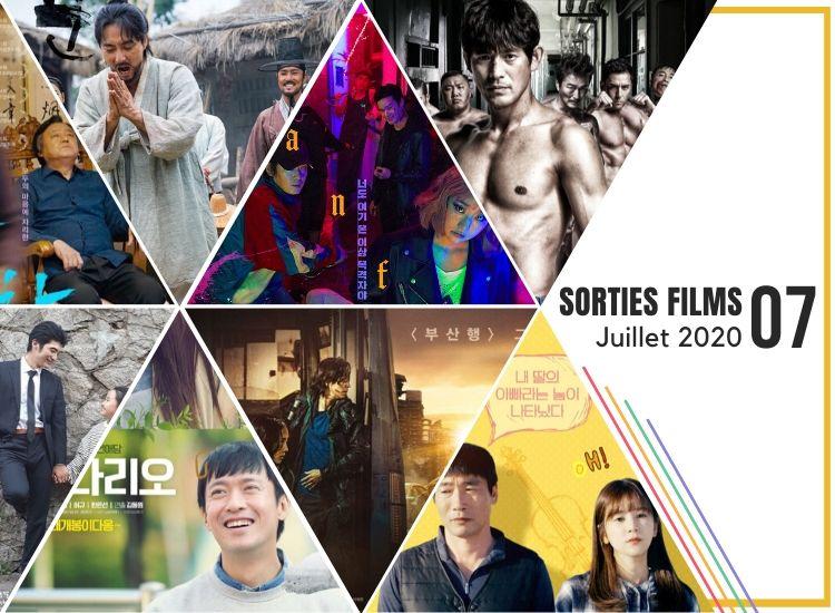 Sorties films - juillet 2020