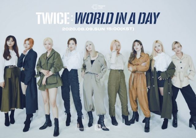 TWICE WORLD IN A DAY