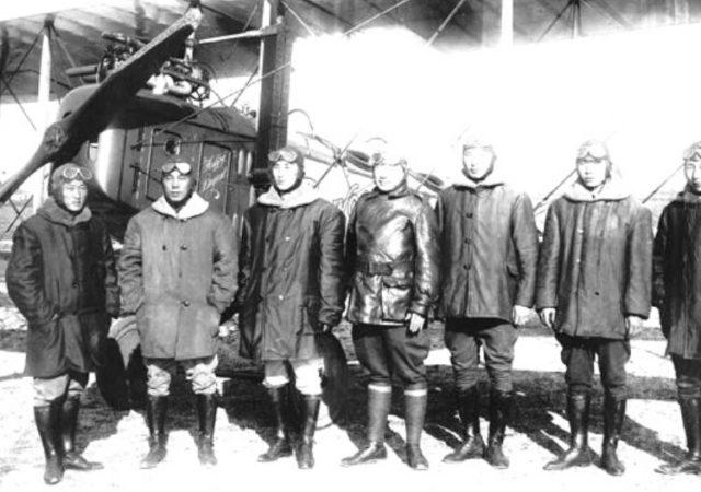 aviateurs coréens
